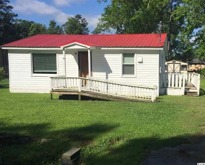 Conway Single Family Home Active-Pending Sale - Cash Ter: 3590 Copperhead Road
