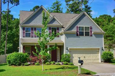 Pawleys Island Single Family Home For Sale: 235 Gilman