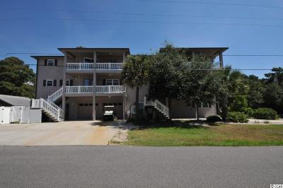 North Myrtle Beach Single Family Home For Sale: 400 25th Ave S