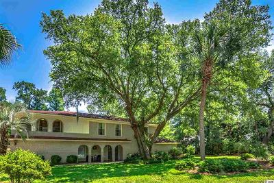 Pawleys Island Single Family Home For Sale: 261 Emerson Loop