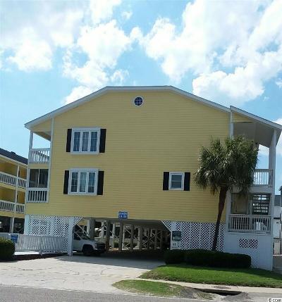 Garden City Beach Condo/Townhouse For Sale: 1425 N Waccamaw #224