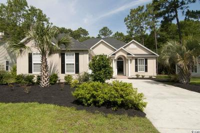 Pawleys Island Single Family Home For Sale: 150 Deacon Drive