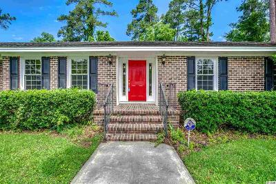 Conway Single Family Home For Sale: 214 Magrath Avenue
