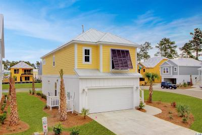 Murrells Inlet Single Family Home For Sale: 226 Splendor Circle