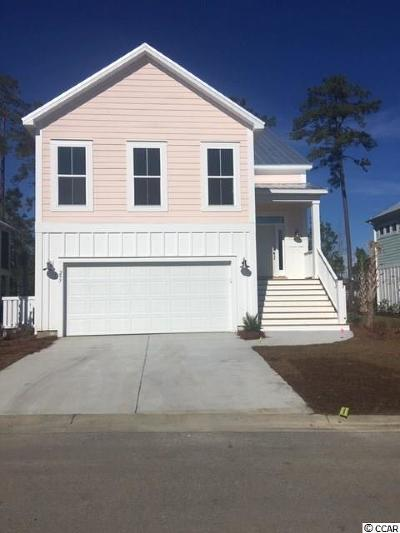Murrells Inlet Single Family Home For Sale: 297 Splendor Circle