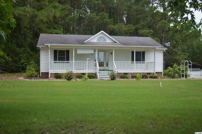 Loris Single Family Home Active-Pend. Cntgt. On Financi: 1685 Highway 915