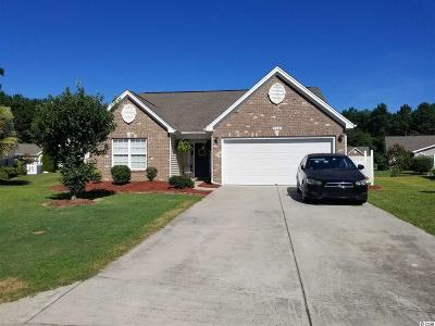 Murrells Inlet Single Family Home For Sale: 248 Marbella Drive