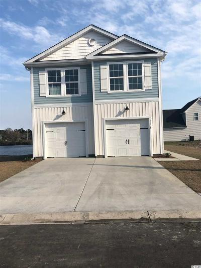 Murrells Inlet Single Family Home Active-Pend. Cntgt. On Financi: Lot 19 Kayak Kove Court