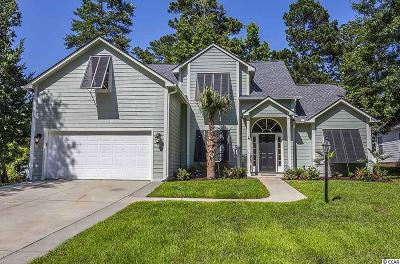 North Myrtle Beach Single Family Home For Sale: 1704 25th Avenue North