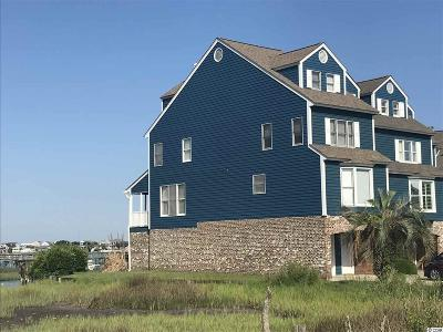 Murrells Inlet Condo/Townhouse For Sale: 465 Vereen Road #9