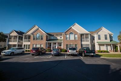 Murrells Inlet Condo/Townhouse For Sale: 4430 Lady Banks Lane #D-1