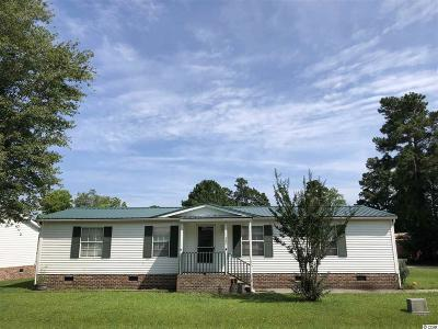 Little River Single Family Home Active-Pending Sale - Cash Ter: 157 Queens Rd