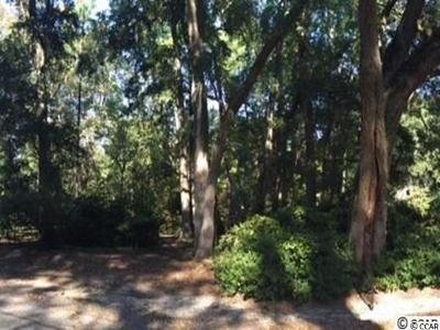 Georgetown County Residential Lots & Land For Sale: Lot 90 William Screven Rd.