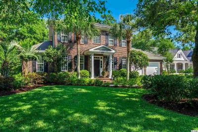 North Myrtle Beach Single Family Home For Sale: 805 Townsend Road