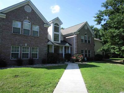 Murrells Inlet Condo/Townhouse For Sale: 4323 Lotus Ct #H