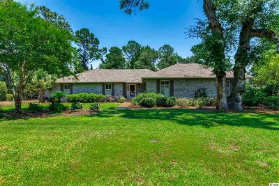 Myrtle Beach Single Family Home For Sale: 412 Lafayette Road