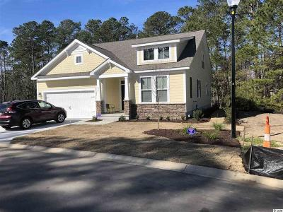 Murrells Inlet Single Family Home Active-Pend. Cntgt. On Financi: Lot 52 Wakefield Court