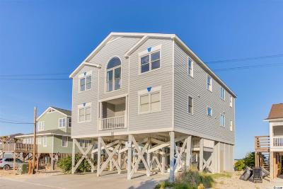 Pawleys Island Single Family Home For Sale: 704 Springs Ave