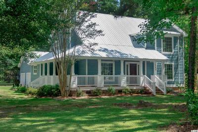 Pawleys Island Single Family Home For Sale: 160 Shipmaster Ave