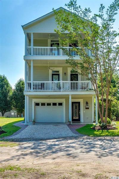 North Myrtle Beach Single Family Home For Sale: 2003-3 Ye Olde Kings Highway