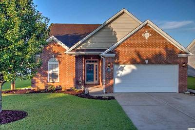Murrells Inlet Single Family Home For Sale: 116 Fox Den Drive