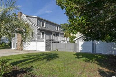Surfside Beach Single Family Home For Sale: 315 6th Ave. South