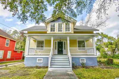 Georgetown Single Family Home For Sale: 125 Wood St.