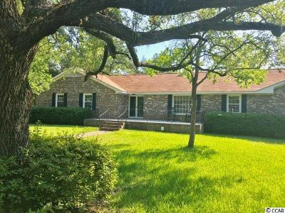 Georgetown Single Family Home For Sale: 904 Huger Drive