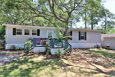 Murrells Inlet Single Family Home For Sale: 509 Clubhouse Road