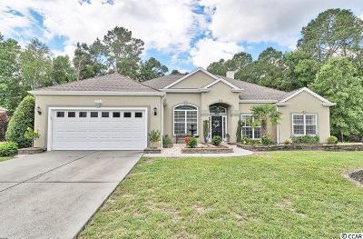 Myrtle Beach Single Family Home Active-Pend. Cntgt. On Financi: 2495 Windmill Way