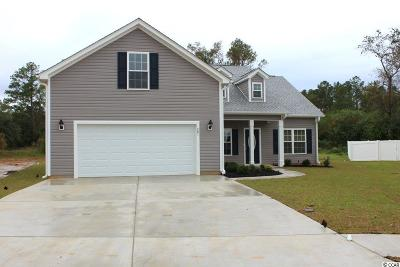 Conway Single Family Home Active-Pend. Cntgt. On Financi: 201 Barons Bluff Drive