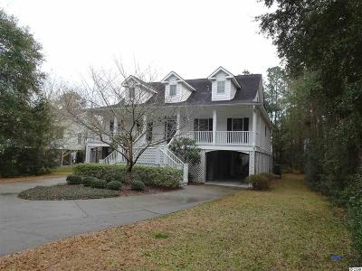 Pawleys Island Single Family Home Active-Pending Sale - Cash Ter: 268 Middleton Ave.