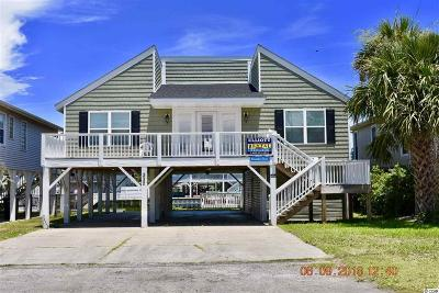 North Myrtle Beach Single Family Home For Sale: 332 N 51st Ave