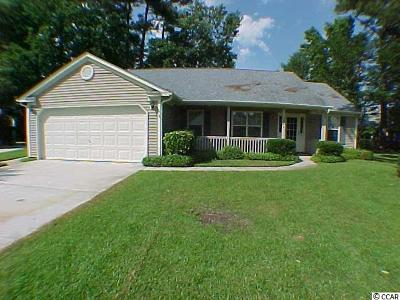 Murrells Inlet Single Family Home For Sale: 2204 Skimmer Court
