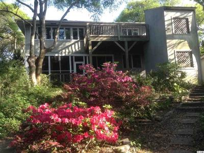 North Myrtle Beach Multi Family Home For Sale: 224 9th Ave S