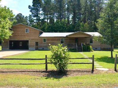 Galivants Ferry SC Single Family Home For Sale: $220,000