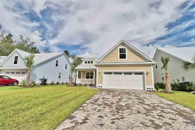 Murrells Inlet Single Family Home For Sale: 381 Waties Drive