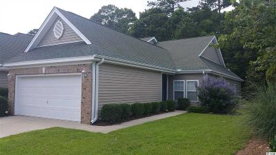 Pawleys Island SC Condo/Townhouse Active-Pend. Cntgt. On Financi: $229,000