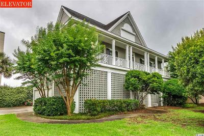 Pawleys Island Single Family Home Active-Pending Sale - Cash Ter: 38 Charlestowne Court