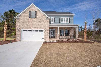 Myrtle Beach Single Family Home For Sale: 424 Plantation Oaks Dr.