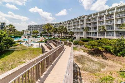Pawleys Island Condo/Townhouse For Sale: 601 Retreat Beach Circle 127 #127