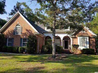 Murrells Inlet Single Family Home For Sale: 177 Highwood Drive