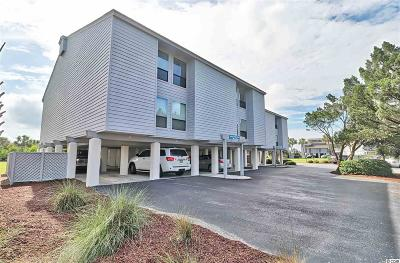 Pawleys Island Condo/Townhouse For Sale: 16d Inlet Point #16D