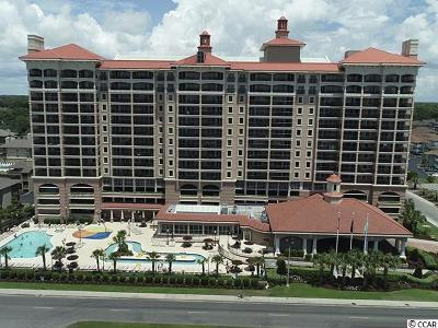 North Myrtle Beach Condo/Townhouse For Sale: 1819 N Ocean Blvd. #5010