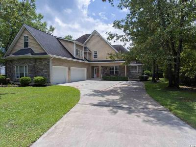 Pawleys Island Single Family Home Active-Pend. Cntgt. On Financi: 13 Deer Moss Ct.