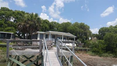 Murrells Inlet Single Family Home For Sale: 315 Inlet Road