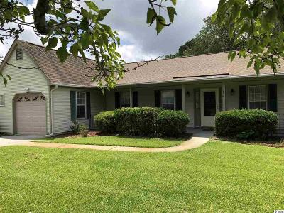 Murrells Inlet Single Family Home Active-Hold-Don't Show: 634 Bluebird Lane