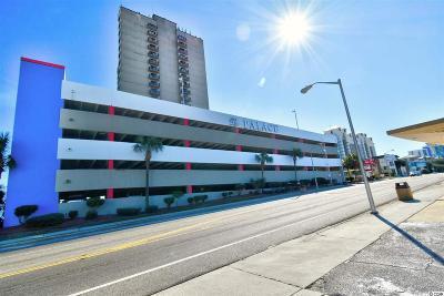 Myrtle Beach Condo/Townhouse For Sale: 1605 S Ocean Blvd. #1806