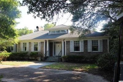 Myrtle Beach Single Family Home Active-Pending Sale - Cash Ter: 215 79th Avenue N