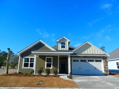 North Myrtle Beach Single Family Home For Sale: 1115 Doubloon Drive